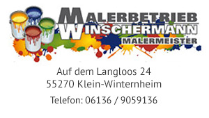 Malerbetrieb Winschermann